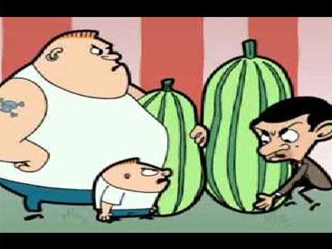 Cuộc thi trồng dưa của Mr Bean