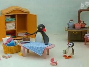 Pingu tới trường