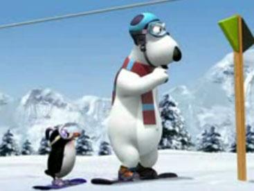 Backom đi trượt tuyết