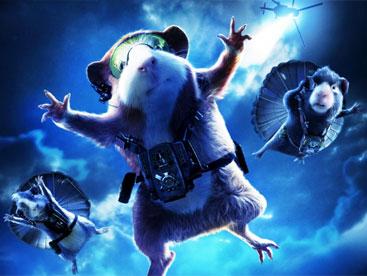 Biệt đội chuột lang G-Force