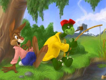 Những cuộc phiêu lưu của thỏ Brer