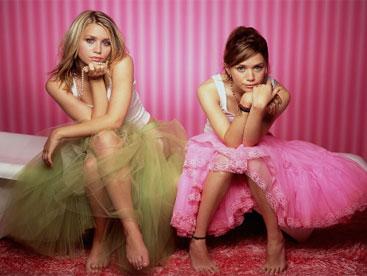 Mary Kate và Ashley Olsen