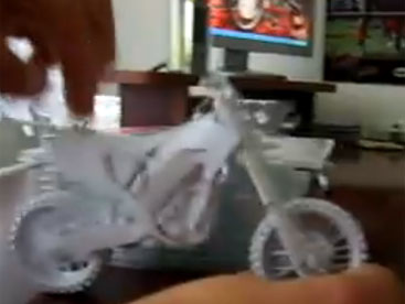 Motor giấy