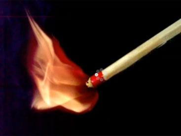 Sự kì diệu của ngọn lửa