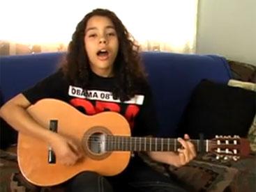 Nhạc công tuổi teen