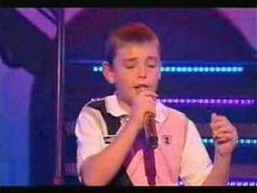 Shaun Walsh - Giọng ca truyền cảm