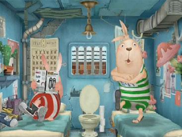 Thỏ thiên tài và thỏ siêu nhân