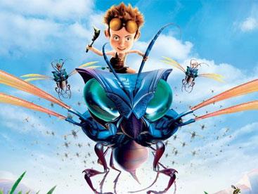 Lạc vào thế giới loài kiến