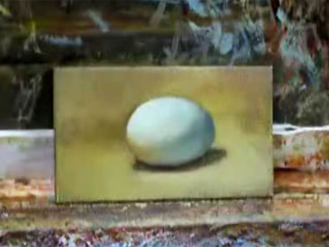 Đây có phải trứng vẽ không