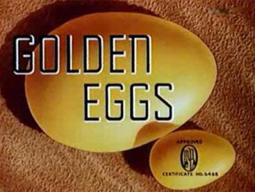 Vịt Donal và quả trứng vàng