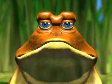 Những chú ếch láu cá