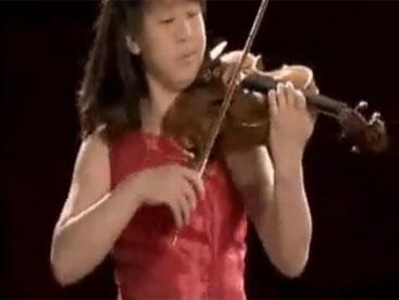 Nhạc sĩ violin