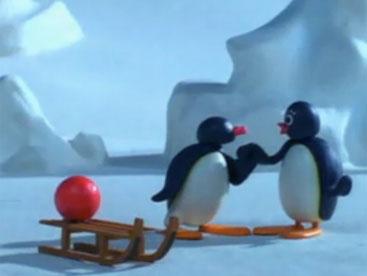 Pingu chơi trốn tìm