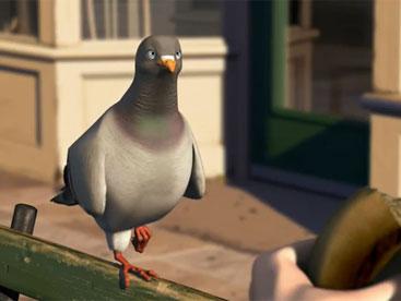 Chú chim khủng bố