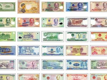 Tiền Việt Nam qua các thời kỳ