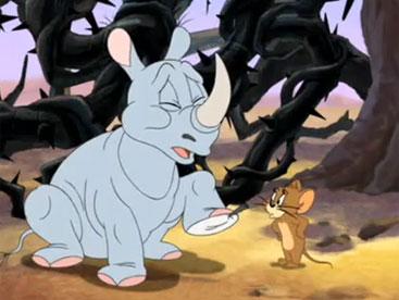 Cuộc phiêu lưu trong rừng của Tom và và Jerry