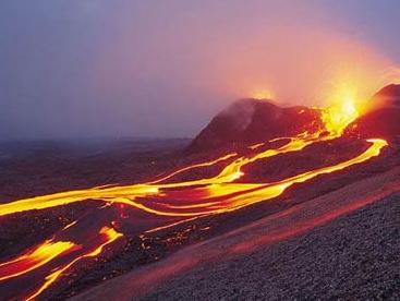 Sự sống bên miệng núi lửa
