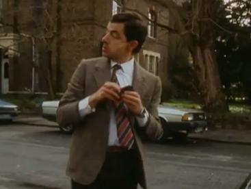Mr Bean: Chìa khóa xe