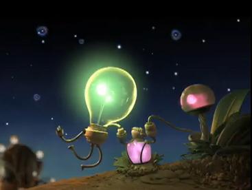 Tình yêu của bóng đèn