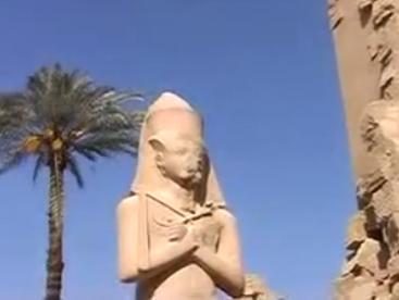 Karnak - Cung điện của người tiền sử