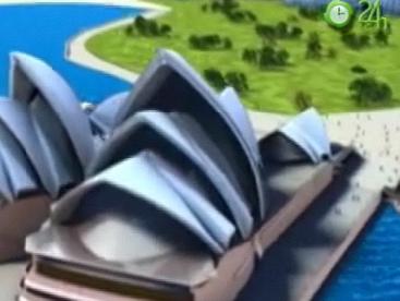 Thăm nhà hát Opera Sydney