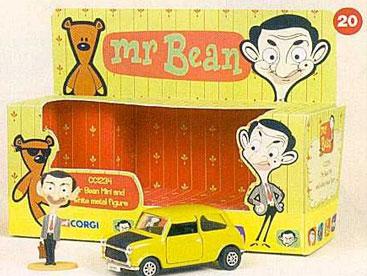 Mr Bean đi thuê nhà