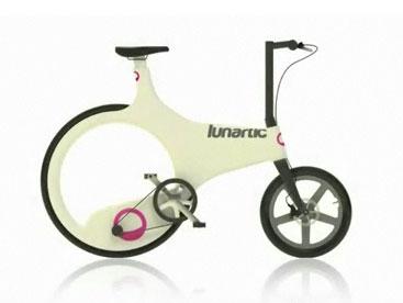 Xe đạp không có nan hoa
