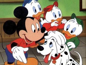 Bữa tiệc đặc biệt của Mickey