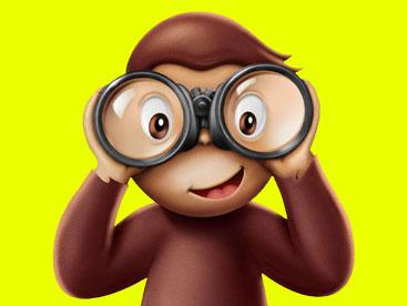 Chú khỉ Curios George