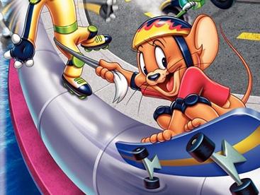 Tom & Jerry - Cuộc chiến không cân sức