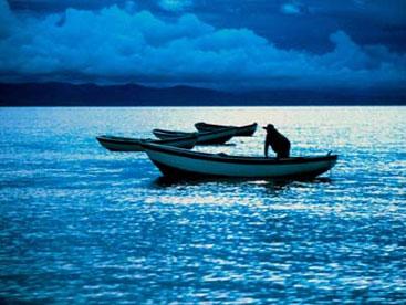 Khám phá hồ Titicaca