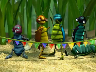 Cuộc tranh tài của những chú bọ