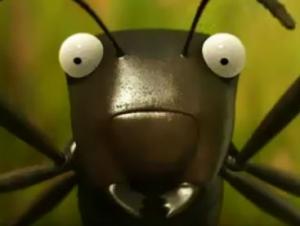 Thế giới côn trùng đàn kiến và hộp đường