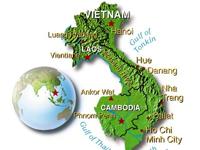Đất nước Việt Nam có hình gì?