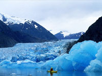 Dòng sông băng hình thành như thế nào?