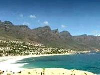 Thủ đô Nam Phi - Capetown