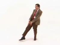 Điệu nhảy Mr Bean