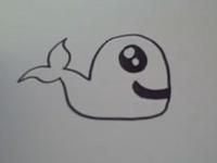 Bé tập vẽ cá voi nào!