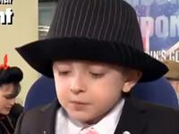 Robbie Firmin - ca sỹ nhỏ tuổi dễ thương