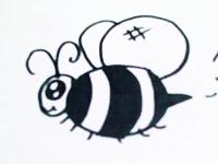 Chú ong xinh đẹp!