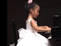 Tay piano tài năng