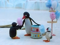 Pingu đi công viên