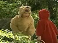 Kể chuyện: cô bé quàng khăn đỏ