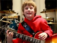Harry Jackson chơi Knights Of Cydonia