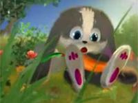 Thỏ con và củ cải