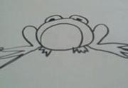 Vẽ con ếch