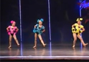 Gummi Bears Dance Trio