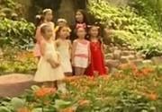 Ra vườn hoa chơi