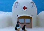 Pingu đi bệnh viện