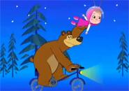 Masha và chú gấu